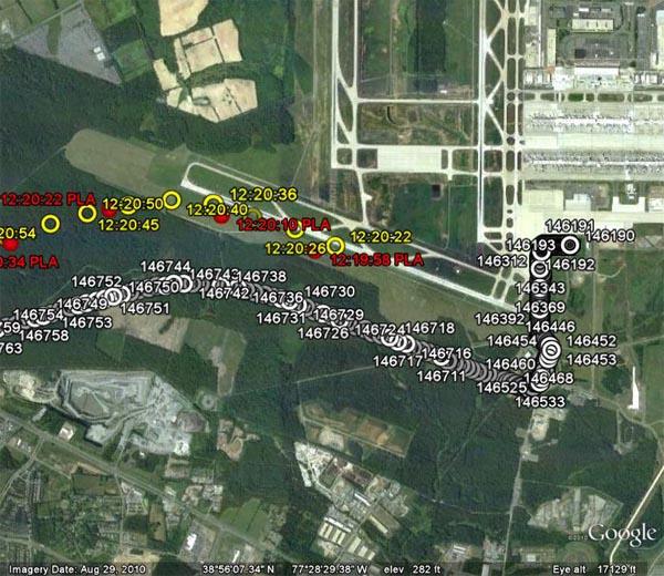 FL Dulles-departure-radar